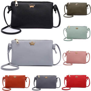 37cdc2bc73b393 ISHOWTIENDA Shoulder Bag Messenger Bags Women