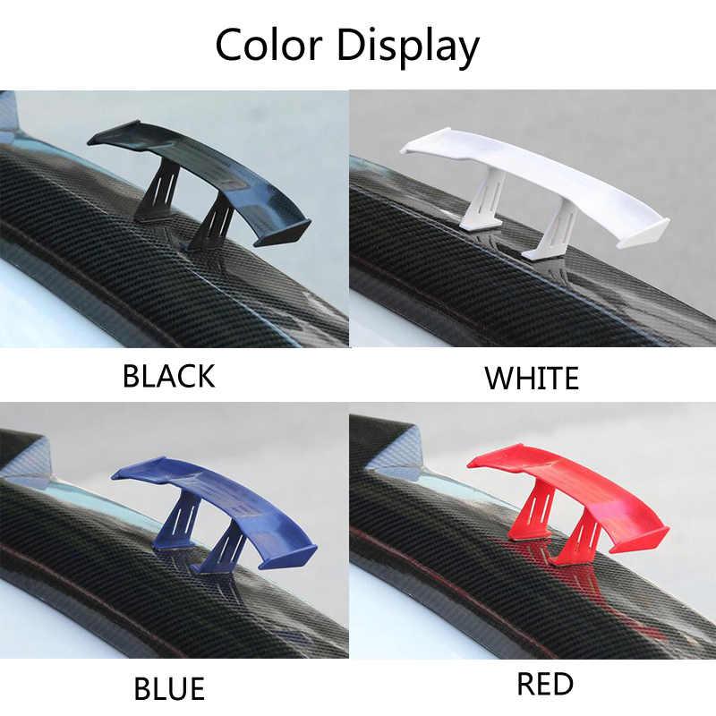 רכב אחורי ספוילר מיני זנב קישוט אביזרי רכב עבור BMW m3 m5 e46 e39 e36 e90 e60 f30 e30 e34 f10 e53 f20 e87 x3 x5