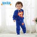 Spiderman homem aranha traje roupas meninos terno do bebê menino terno de trilha crianças recém-nascidas conjunto esportes manga longa hoodies conjuntos de calça