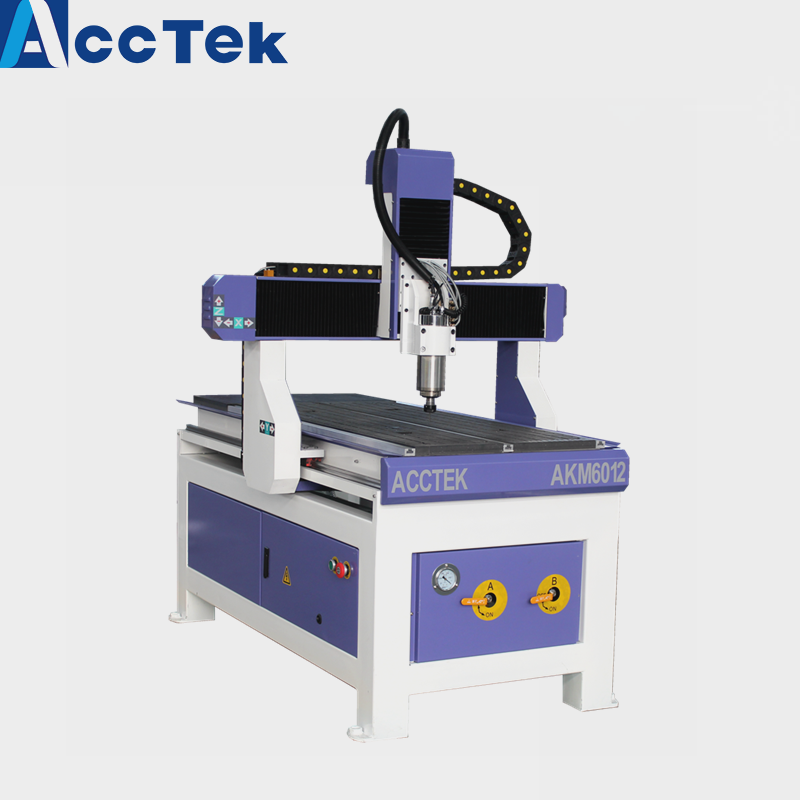 AC220V/50Hz Voltage And CE Certification Wood Carving Cnc Router 6090 6012 1212 Cnc Milling Machine With 1.5kw 2.2kw
