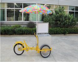 Piccolo gelato Triciclo/3 Ruote Elettrico Gelato Ice Cream Bike