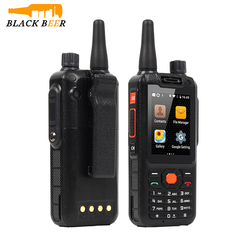 Alpes MOSTHINK F25 4G Zello PTT Walkie Talkie Smartphone 2.4