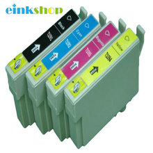T0691 T0692 T0693 T0694 Ink Cartridge for Epson NX100 NX110 NX200 NX215 NX300 NX305 NX510 NX515 Printer continuous ink supply system t0691 t0694 ciss for epson nx100 nx115 nx200 nx215 nx415 nx300 nx400 printer