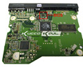 HDD PCB logic board 2060-701383-001 REV A for WD 3.5 SATA hard drive repair data recovery