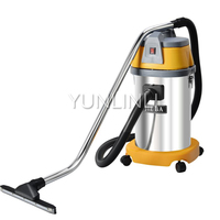 Wet and Dry Bucket Vacuum Cleaners Household Mute Small 30L Commercial Vacuum Suction Machine Car Wash Shop BF501