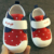 Zapatillas de lona Tela Zapatitos de Bebé Para Bebé Zapatos Primeros Caminante Zapatos Del Niño Del Bebé Mocasines Sapato infantil Menina 503119