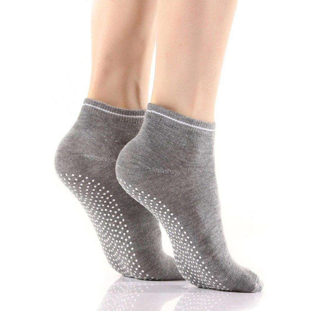 Unisex Sports Free Size Yoga Adult Anti-slip Soft Socks Lovely Short Casual