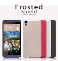 10pcs Lot Wholesale NILLKIN Super Frosted Shield Case For HTC Desire 626 With Screen Protector Package