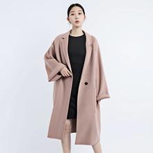 winter wool coat women plus size woolen and cashmere casaco sobretudo feminino ladies long jackets coats 2019 new arrival