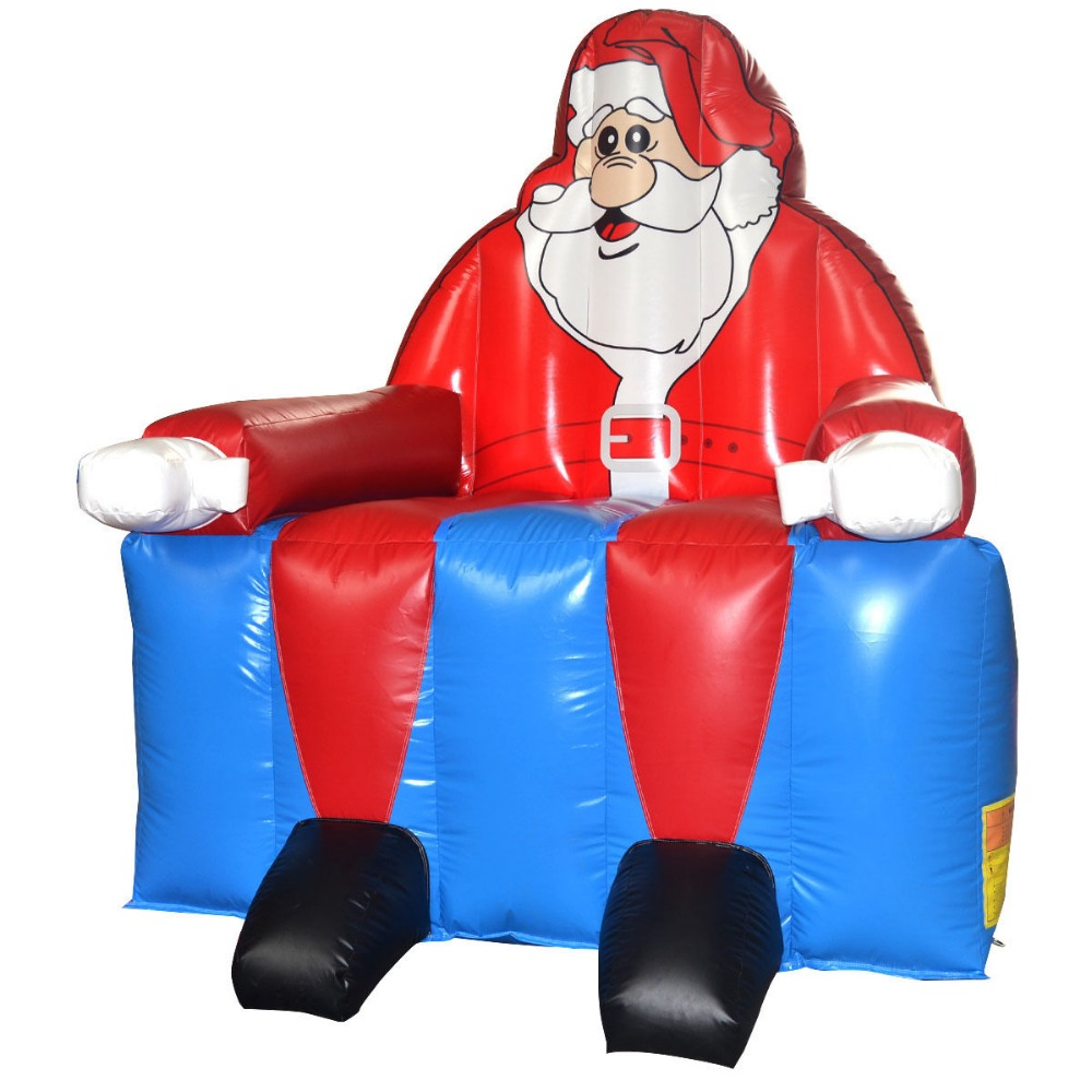 Giantex 2018 Inflatable Bounce House Castle Jumper Christmas Bouncer W/out Blower Children's Furniture OP70009