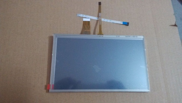 New original 7 inch LCD screen at070tn07+touch screen  free shipping