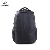 Kingsons Laptop Backpack Men S Bag Multifunction Rucksack Large Capacity Anti Theft Waterproof Moch 15 6
