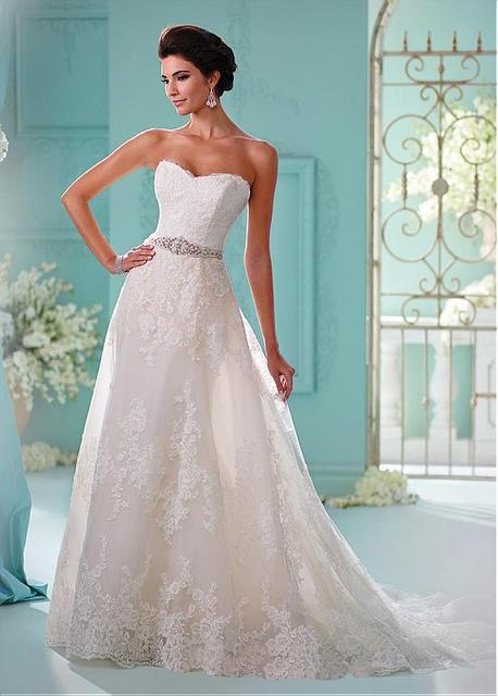 Mermaid Wedding Dresses Junoesque Tulle Sweetheart Neckline 2 in 1 ...