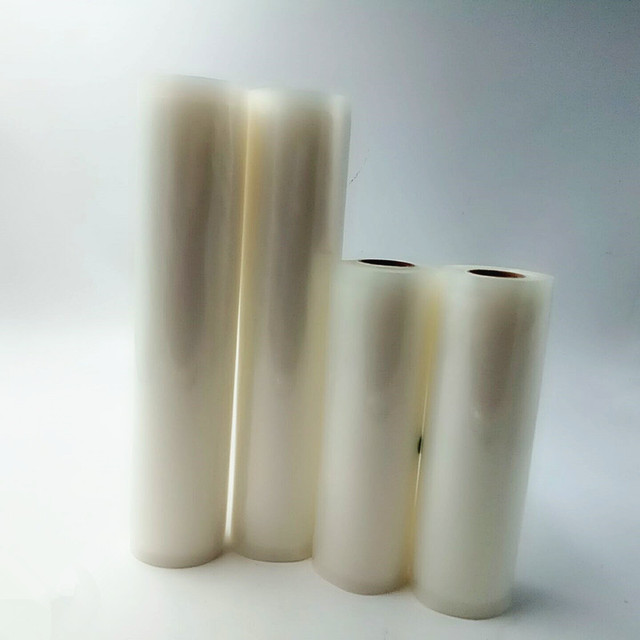 2 Roll 25*500CM + 2 Roll 17*500CM Food Grade Vacuum Sealing Packing Bags For Food Sealer machine  Food Fresh Keeping Bag