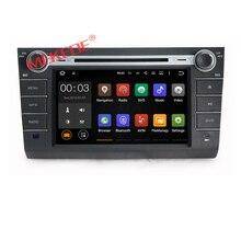 Android7.1 четырехъядерный процессор для Suzuki Swift 2004-2010 Аудиомагнитолы автомобильные мультимедийный плеер Горячая распродажа! supoort dvd-плеер GPS Navi Радио ..