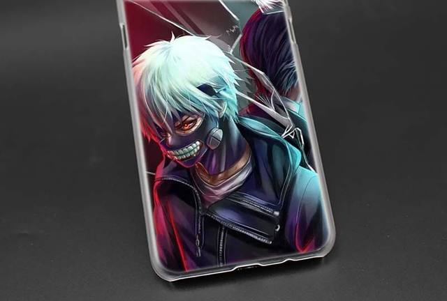 Tokyo Ghoul Case for Samsung Galaxy Note 8 9 M30 M20 M10 S10 S9 S8 Plus S7 S6 Edge