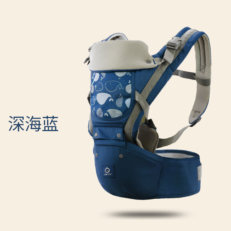 New 3 In 1 For 0 24m Infant Toddler Ergonomic Baby Carrier Sling Backpack Bag With Hip Seat Wrap Newborn Waist Stool Belt|Backpacks & Carriers| |  - AliExpress