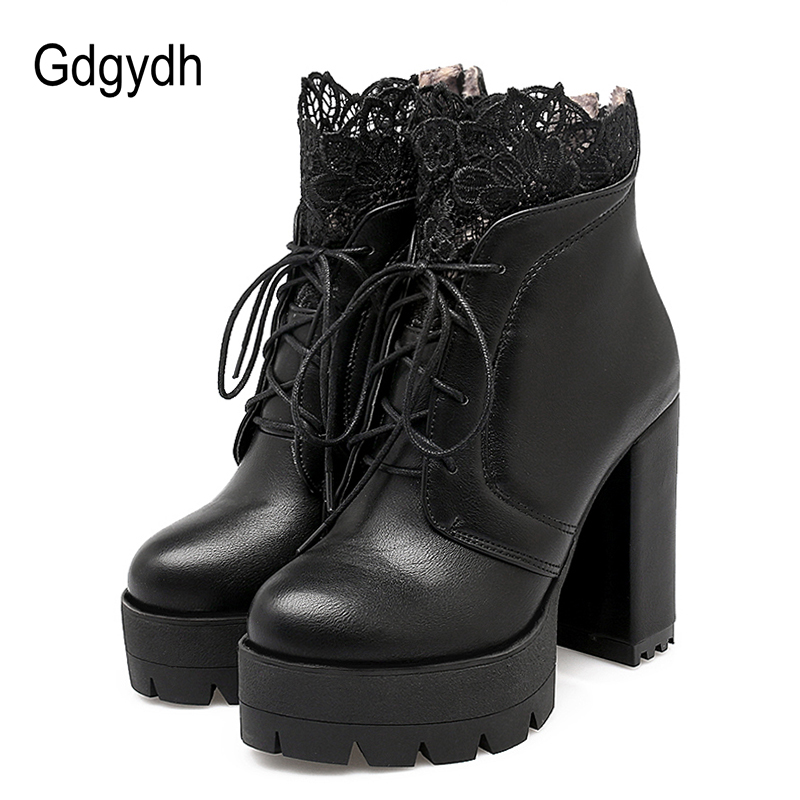 High Heels 2019 Black