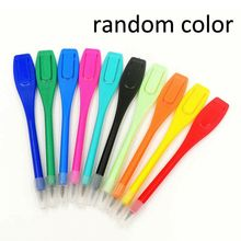 20pcs Plastic Golf Pen Pencil Clip Score Card Lead Scoring Golfer Acces