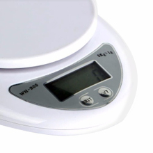 Kitchen scales 5000g/1g 5kg Food Diet Postal Kitchen Digital Scale for Kitchen Food Baking Diet Postal Weight Balance