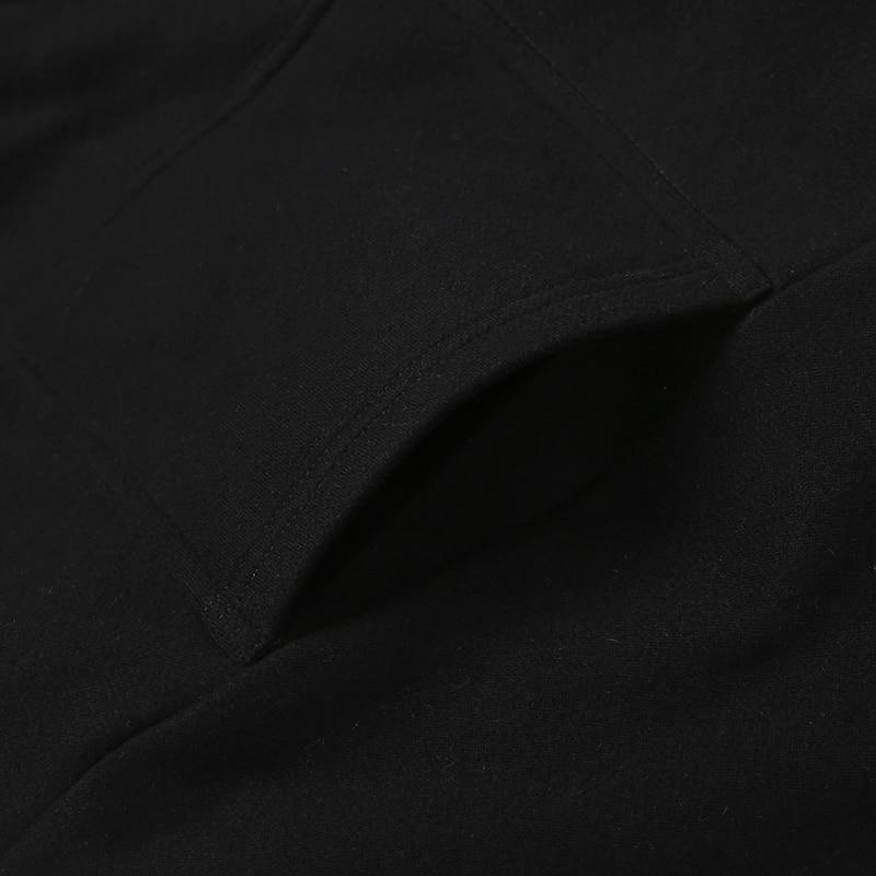 18 Chapeau Plus Hiver Code Art Nouveau Court W1961 Fourche Version Split Automne Coréenne Black Femelle Manteau Grand Épais Lâche fYAxnq1z6w