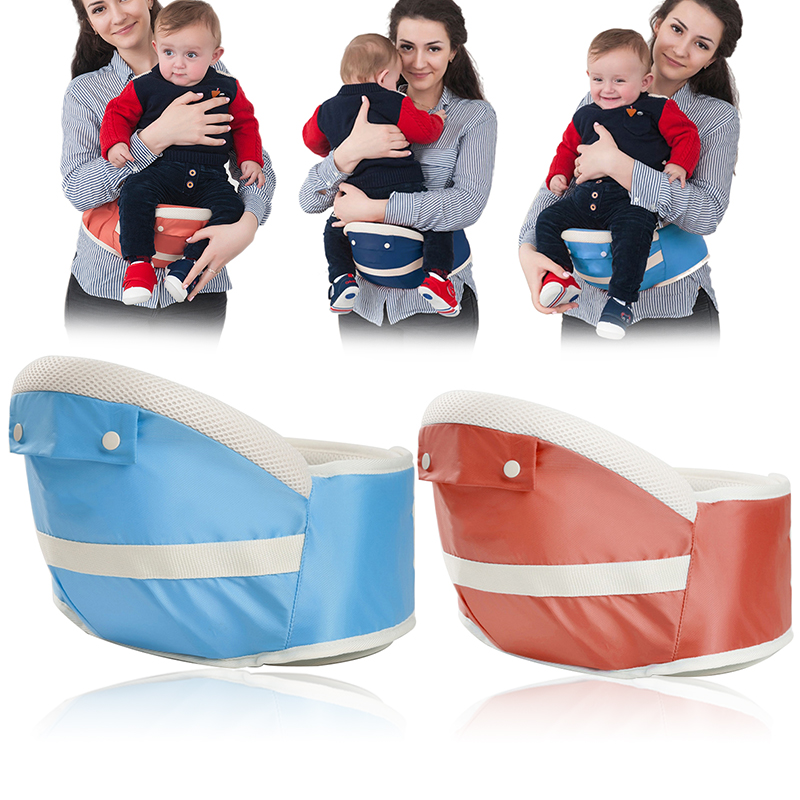 927495932b7 Baby Toddler Hip Seat Carrier Waist Single Seat Parent Band Belt Child  Travel Comfortable Lightweight Removable