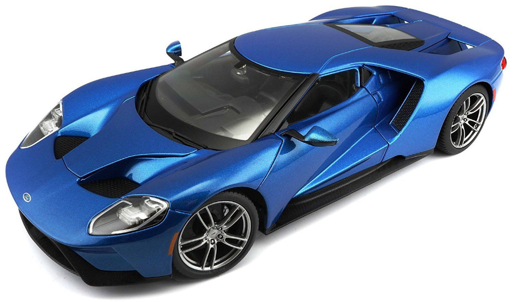 Maisto 1:18 2017 Ford GT Concept Diecast Model Sports Racing Car NEW IN BOX