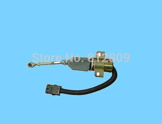 3926411 Fuel Shutdown Solenoid Valve SA-4257-12 3926411 fuel shutdown solenoid valve sa 4257 12 for engine re502473 12v