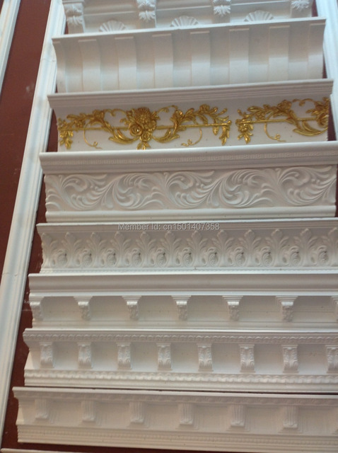 Artistic Fibergl Reinforced Interior Decoration Gypsum Cornice Grg Products Grc Product