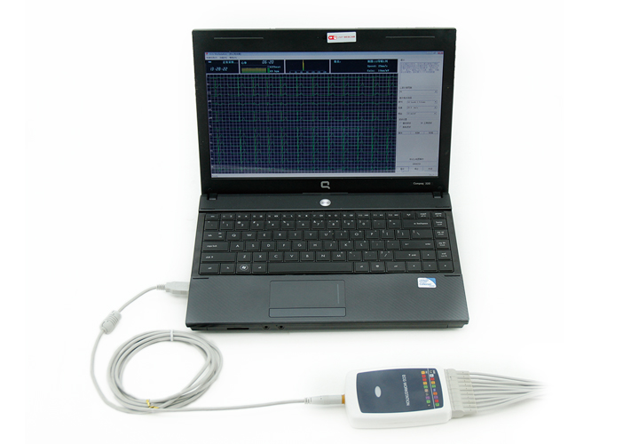 New Arrival Portable 12-lead Resting PC-EG/EG Workstation System CMS8000G EG Holter Recorder все цены