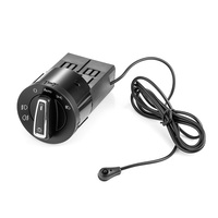 Car Headlight Fog Lamp Switch Headlamp Switch Car Accessorie For Volkswagen Golf Mk4 Passat B5 Polo Car Styling