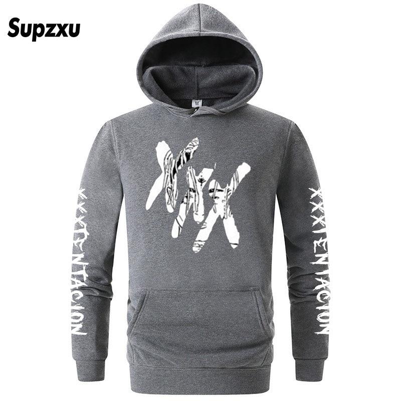 New Sweatshirt Supreme Hoodies XXXTentacion Casual Pullover Streetwear-Unisex