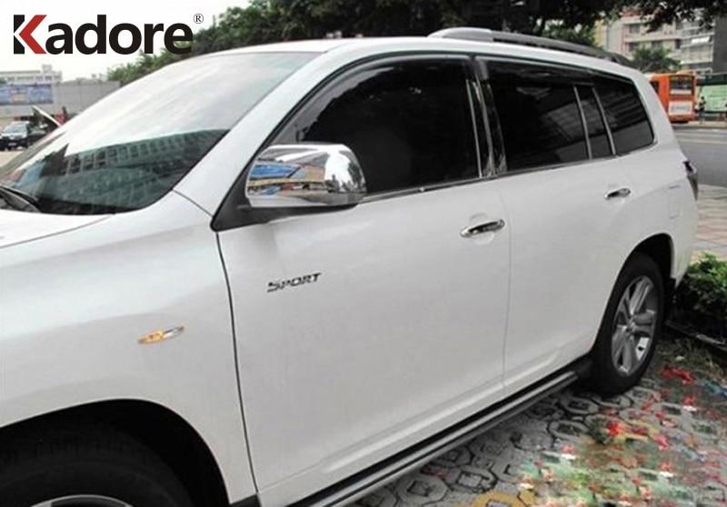 Para Toyota Highlander 2008 2009 2010 2011 2012 2013 Chrome - Peças auto - Foto 2