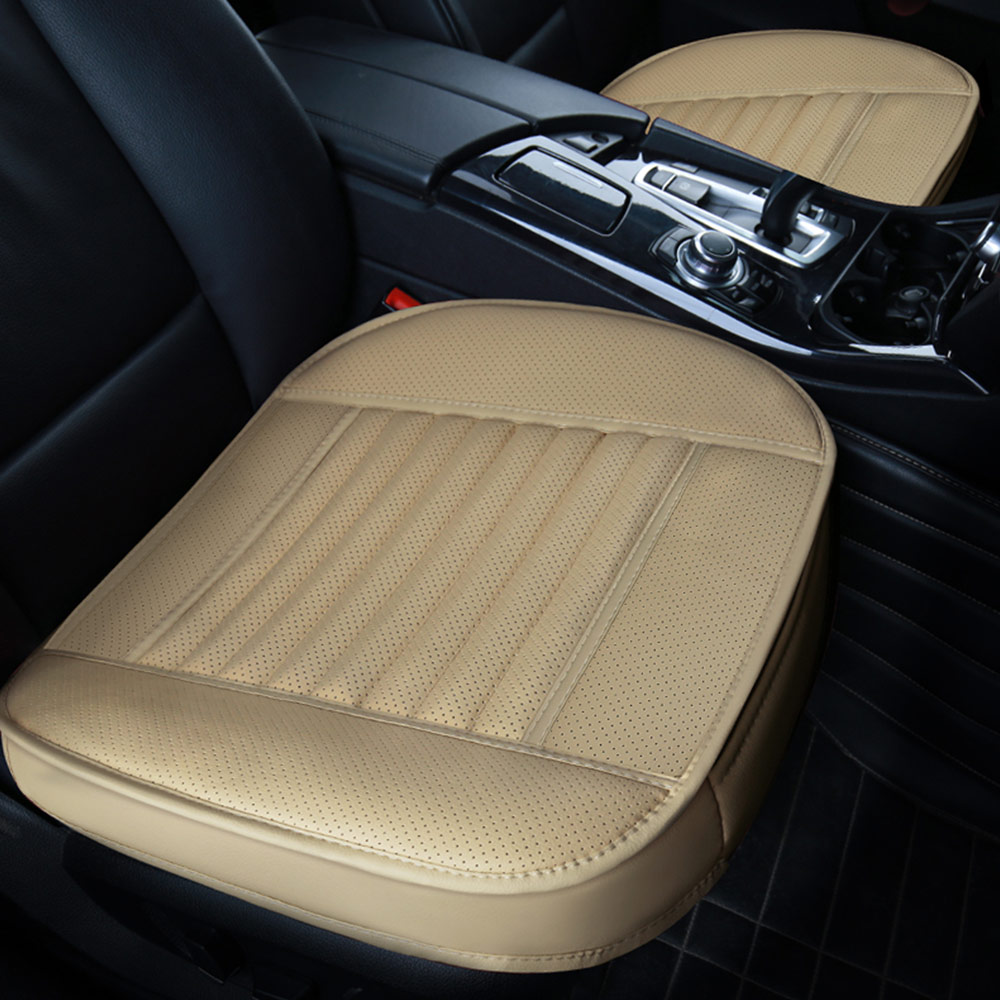 3D Universal Car Seat Cover PU Leather Breathable Pad Mat for Auto Chair Cushion