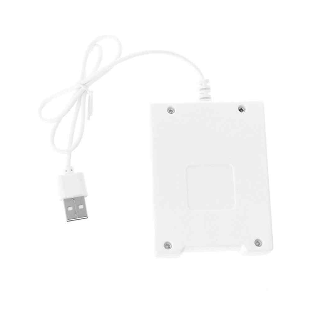 بطارية قابلة للشحن مهايئ شاحن متعددة الوظائف تصميم DC5V 1A 1.2 فولت 4 فتحة AA/AAA USB التوصيل للمنزل مكتب