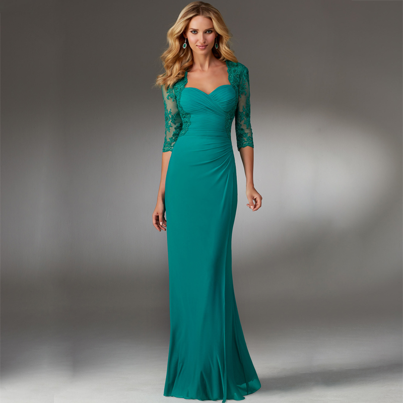Online Get Cheap Long Turquoise Dresses -Aliexpress.com - Alibaba ...