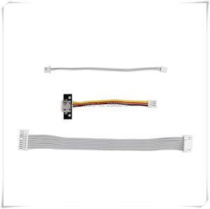 Для DJI Phantom 3 стандартные ремонтные аксессуары 2,7 K камера Drone часть 81 набор кабелей STA Замена