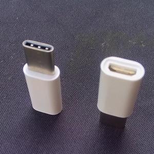 Image 4 - Mini Micro USB 3.1 หญิงประเภท C ชายหรือ 8pin Connector ข้อมูล Converter อะแดปเตอร์ชาร์จ