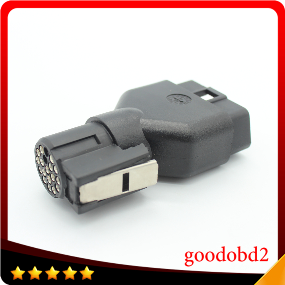 Tech2 16PIN OBDII Connector Adapter G M Tech2 Diagnostic Tool 16PIN OBD2 Connector OBD Plug For Vetronix Tech 2 Scanner
