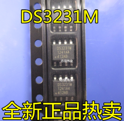 free shipping 5pcs DS3231MZ DS3231M SOP-8 IC new and original 5pcs cd40106bm cd40106b cd40106 sop 16