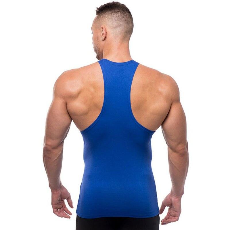 ALI shop ...  ... 32891020065 ... 4 ... GYMNORTH Tank Top Men Bodybuilding Ropa De Hombre 2018 Regatas Masculino Gyms Tank Top Cotton Fitness Clothing BX03 ...