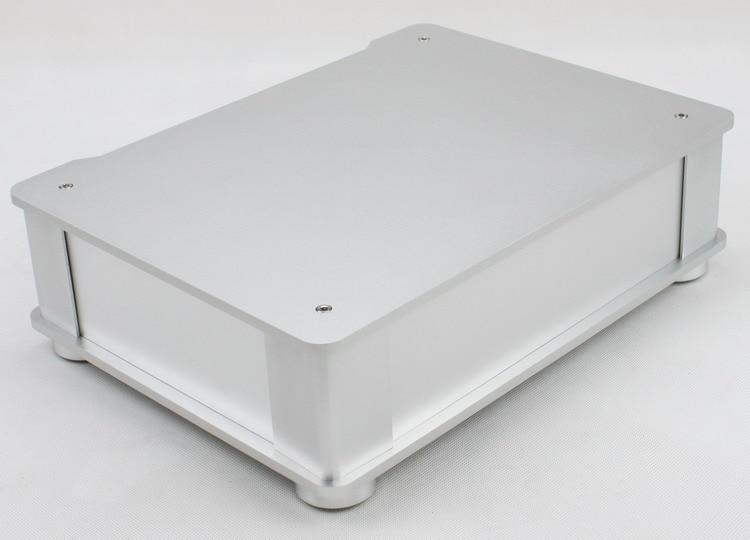 D-049  CNC All Aluminum Chassis Case Box Cabinet for DIY Audio Power Amplifier   245mm*326mm*82mm 245*326*82mm D-049  CNC All Aluminum Chassis Case Box Cabinet for DIY Audio Power Amplifier   245mm*326mm*82mm 245*326*82mm