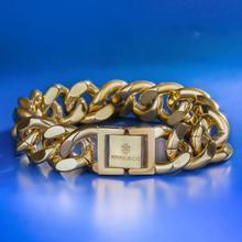 Cuban Miami Bracelet Gold Chain Stainless Steel Cuban Bracelet 14mm Hip Hop bracelet for Men Women Hip-Hop Link Wholesale wade mary hazelton blanchard our little cuban cousin