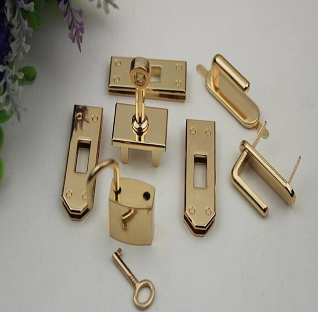 ea644383c22 US $10.62 25% OFF 4 color Quality bag accessories women's handbag  lockbutton horse bags lock bag hardware bag lock+Free shipping-in Bag Parts  & ...