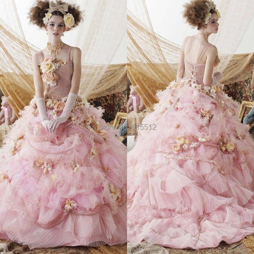 Aliexpress.com : Buy Princess Style Strap Spaghetti Strap Sequin ...