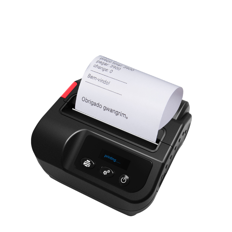 China Nieuwe Product Android Bluetooth Ontvangst Thermische Printer