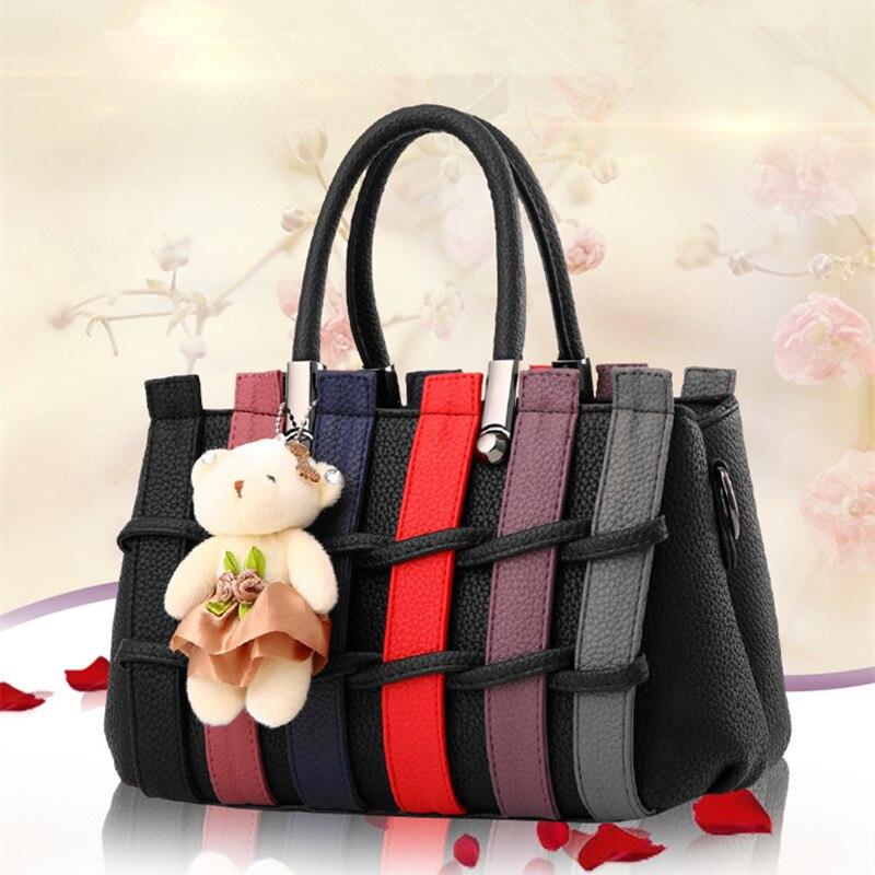 Elegant Casual PU Women Handbag Shoulder Bag Fashion Office Lady Crossbody Messenger базы catrice volumizing ridge filler объем 10 мл