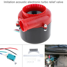 Universal Imitation Acoustic Electronic Turbo Relief Valve Dump Blow Off SSQV BOV