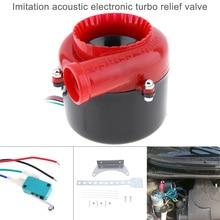 цена на Universal Imitation Acoustic Electronic Turbo Relief Valve Dump Electronic Turbo Blow Off Valve SSQV BOV