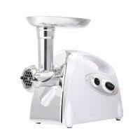 Ticari kıyma makinesi ev elektrikli mikser çok fonksiyonlu ev Mini kıyma makinesi hamur doldurma sosis makinesi MGB